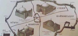 Тошкент-2200. Тошкент маҳалла — кўйларининг айрим тарихий номлари семантикаси