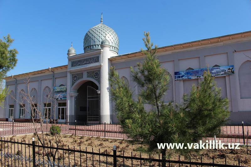 abdulloh-ibn-masud-jome-masjidi-tashqi-korinishi