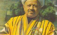 Марокаш мукофотининг илк соҳиби. Зиёвуддинхон ибн Эшон Бобохон