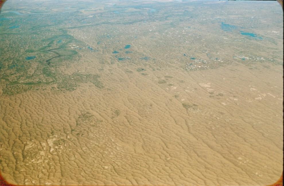 Чўл (Центрально-Азиатская пустыня)