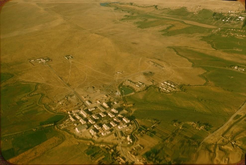 Cho'l (на краю пустыни)
