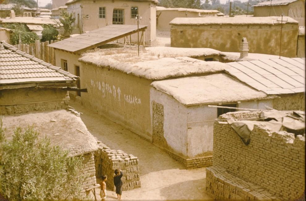 Ko'chalar (старая улица)