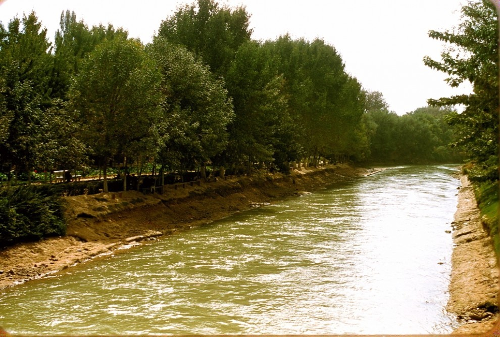 Марказий канал (Центральный канал)