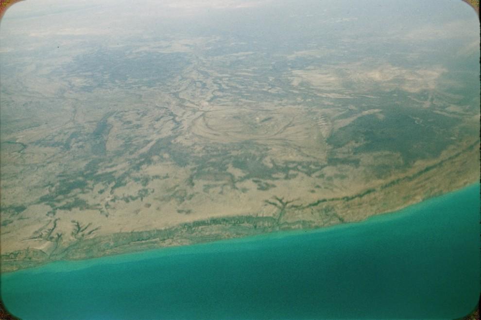 Orol dengizi qirg'oqlari (берега Аральского моря)