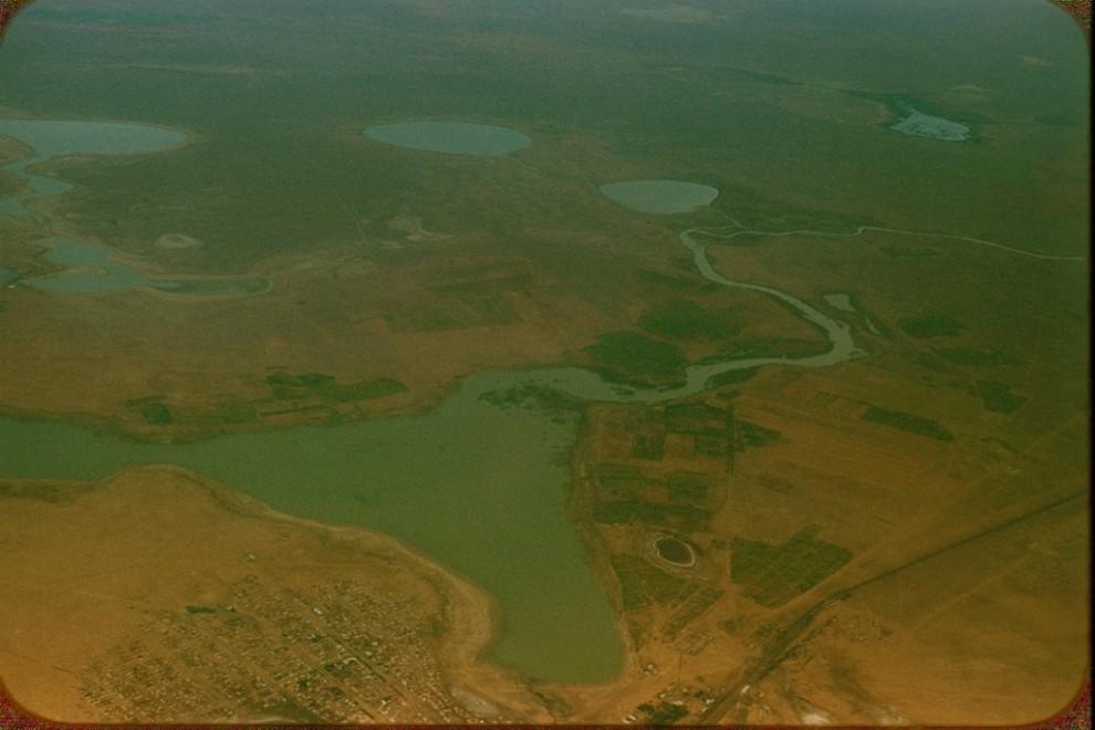 Орол денгизи шимолидаги дашт (степи к северу от Аральского моря (2))