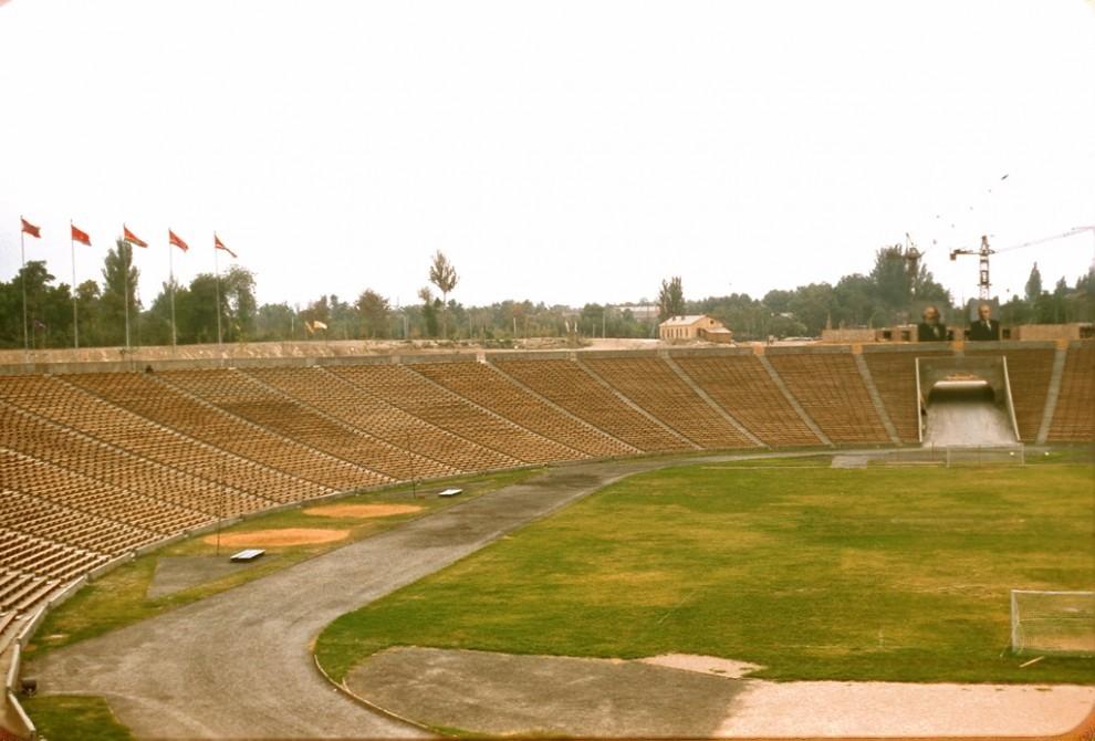 Paxtakor markaziy stadioni (стадион Пахтакор)