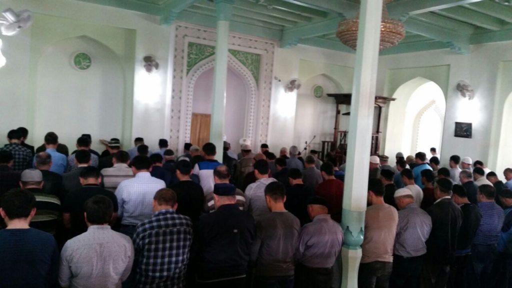 """Mo'yi Muborak Ukkosha"" jome masjidi"