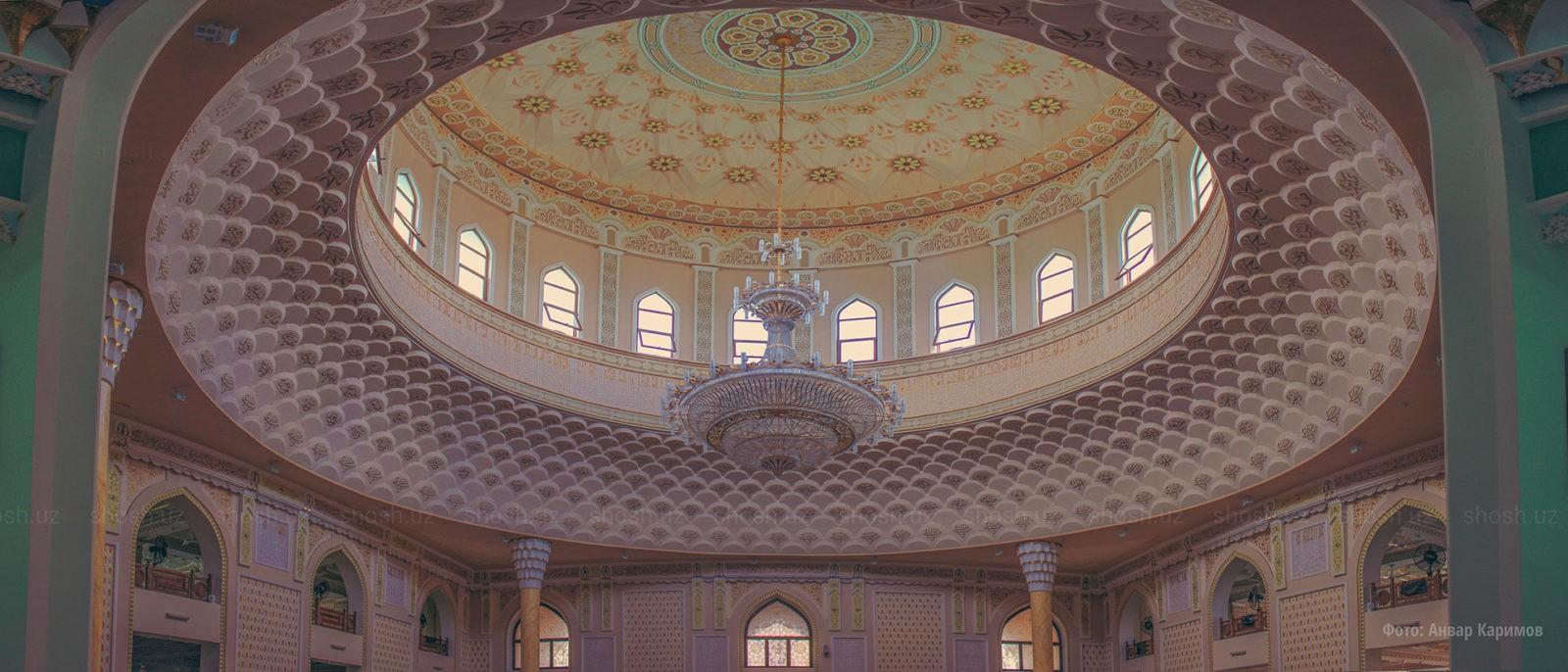 Shayx Zayniddin jome' masjidi xonaqohi