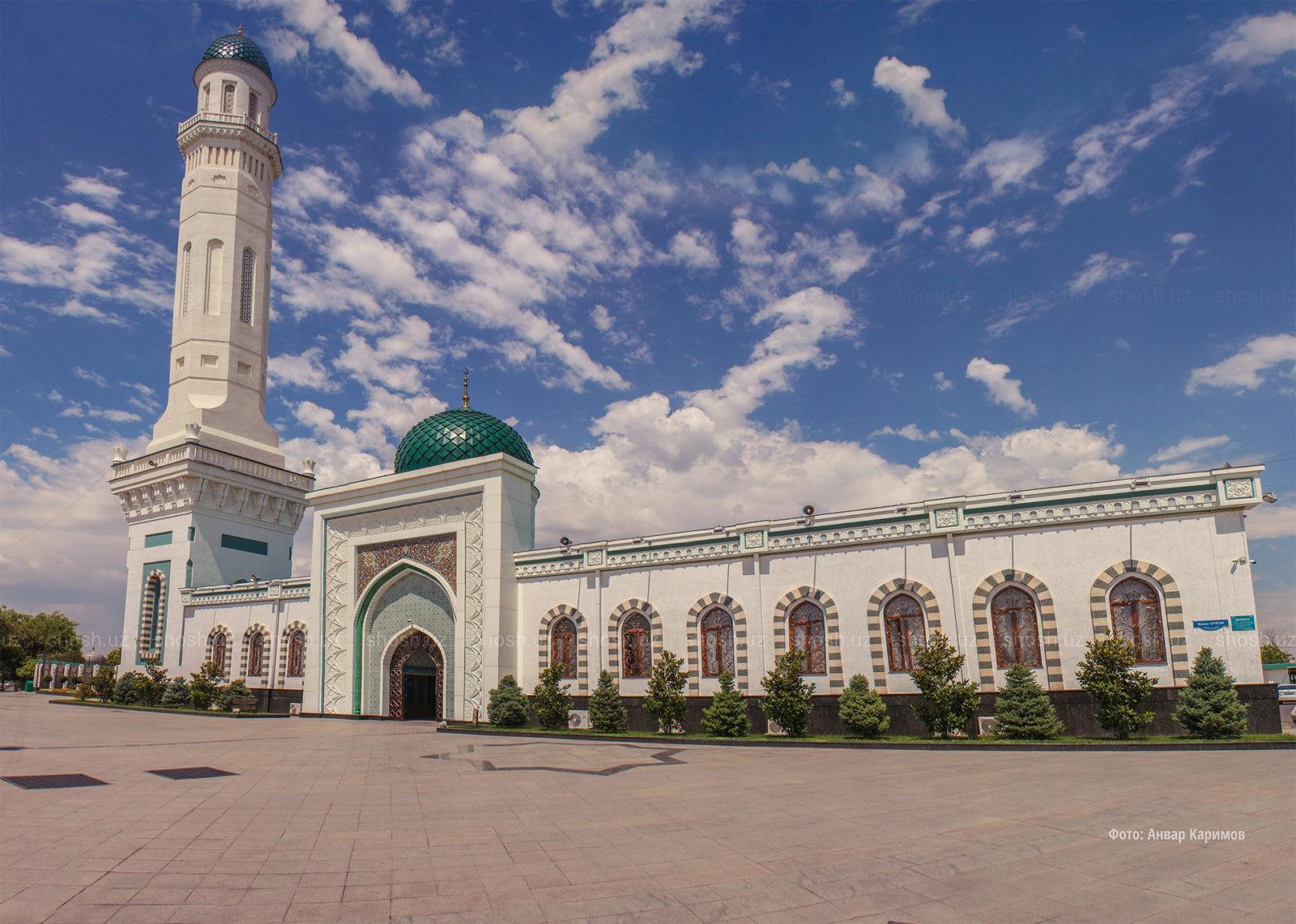 Shayx Zayniddin jome' masjidi