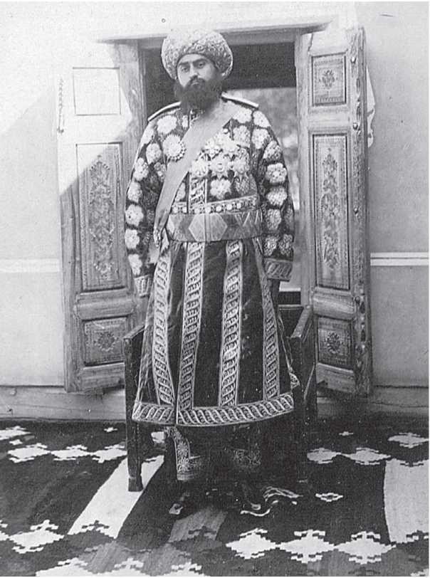 Эмир Бухарский Сеид Абдул-Ахад-хан