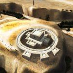 Графическая реконструкция храма-обсерватории Шаштепа (рек. авт.)