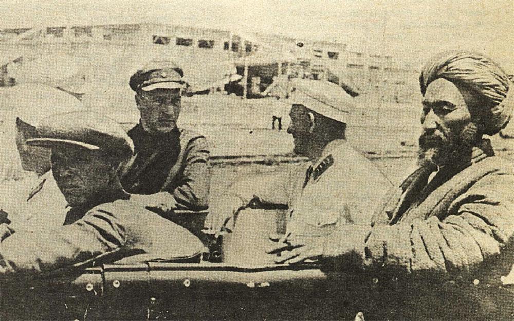 Иброҳимбек 1931 йил 23 июнда чекистлар томонидан қўлга олиниб, Тошкентга олиб келинган