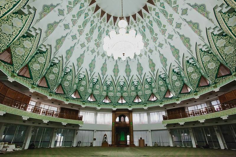 Мечеть Машхур Жусуп