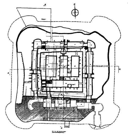 План Чильхуджра I [10]