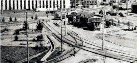 Тошкент, 1960 йил, Оқтепа майдони ва Муқимий кўчаси (фото)