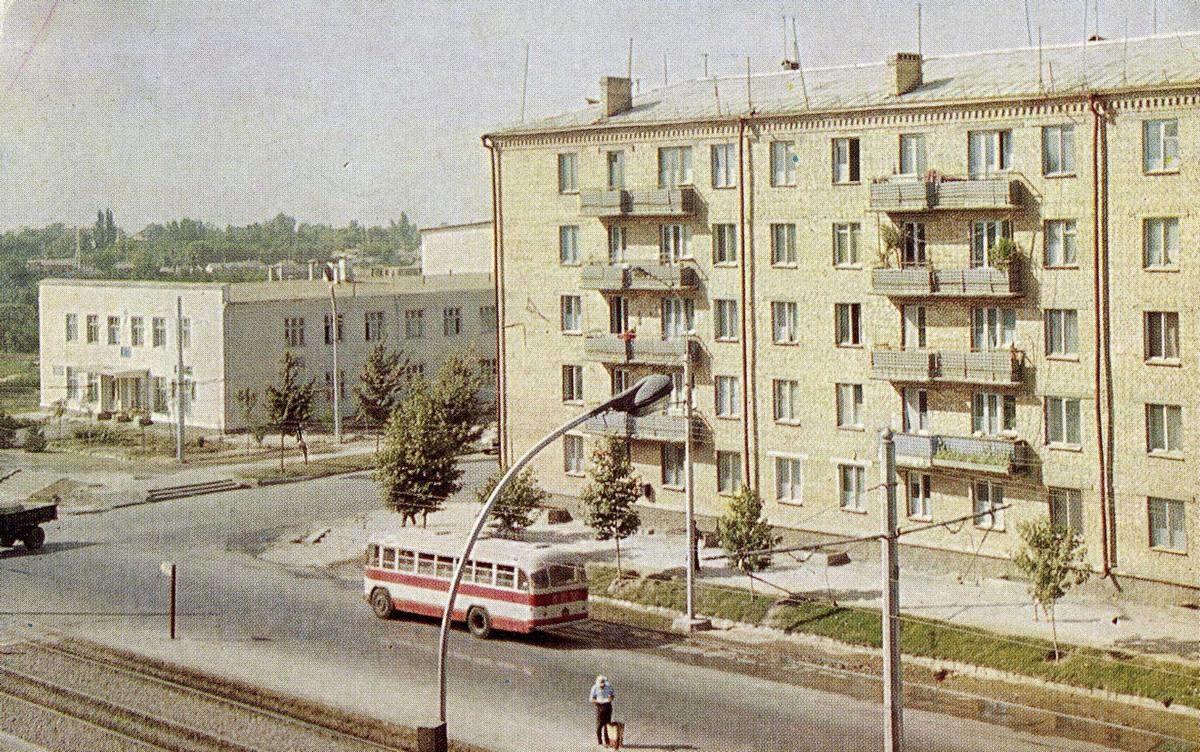 Тошкент шаҳри, Муқимий кўчаси