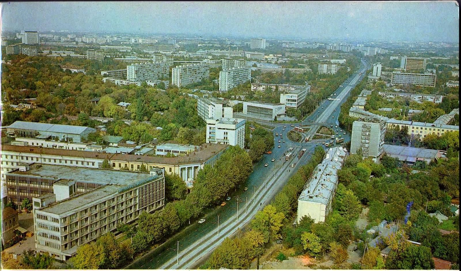 Ташкент, 1980 г.