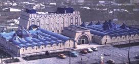 Архитектор Андрей Косинский. Строительство ташкентского хамама