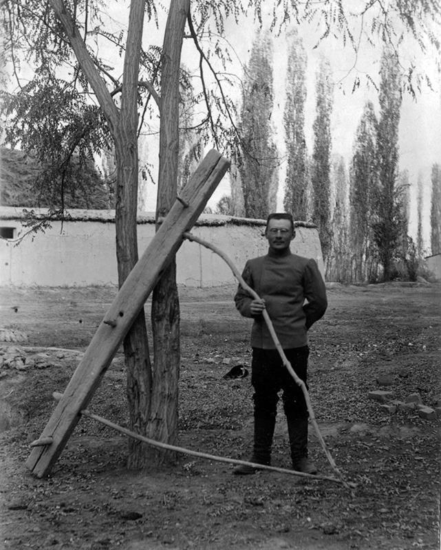Тошкент, деҳқончилик қуроли, 1911 йил