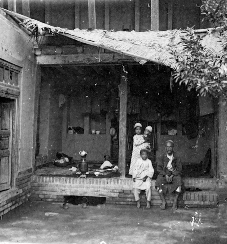 Тошкент, шахсий хонадон, 1911 йил