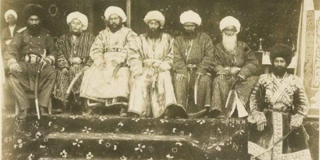 К этнической истории узбеков Бухарского оазиса в XIX-начале XX вв.