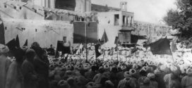 Первая мировая война и ташкентцы